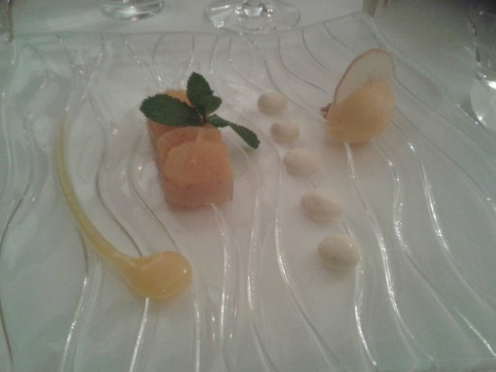 Georges Wenger Restaurant & Hotel: timbale de pomme