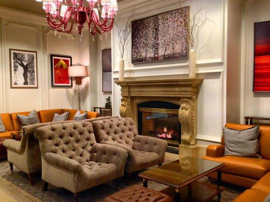 Garden City Hotel: Lobby