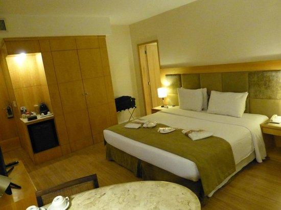 Mercure São Paulo Jardins Hotel: quarto