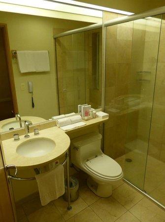 Mercure São Paulo Jardins Hotel: banheiro