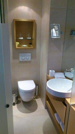 Hotel Maximilian: bagno