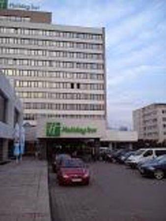 Holiday Inn Bratislava : von vorn