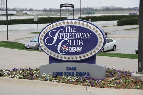 Texas motor speedway picture of texas motor speedway for Texas motor speedway driving experience