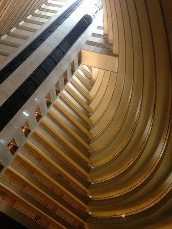 visuale interna hotel