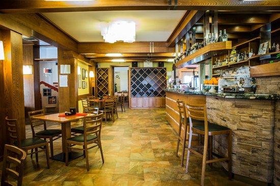 Ai Cjastinars Trattoria : Zona Bar