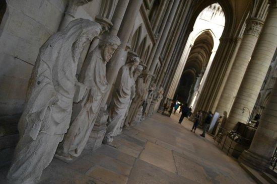 Cathedrale Notre-Dame de Rouen: В соборе