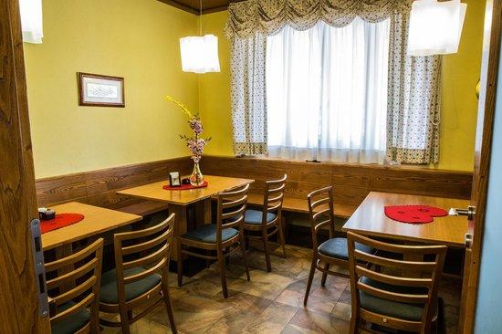 Ai Cjastinars Trattoria : Intima saletta ristorante