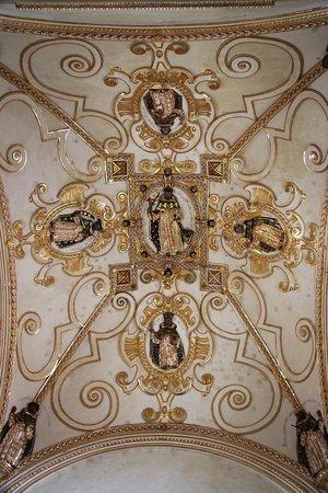 Museo de las Culturas de Oaxaca: Ceiling