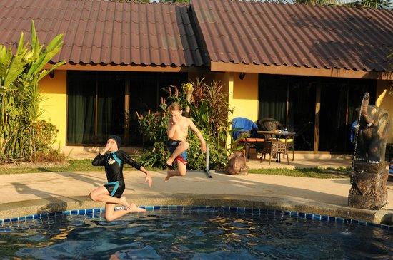 Kamala Tropical Garden Hotel: 2