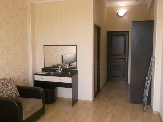 Отель Олимпия-Лазаревское: 2-х местный номер