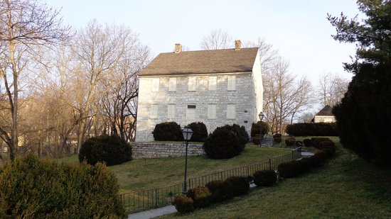 Martinsburg, WV: Adam Stephen House-City's Founder