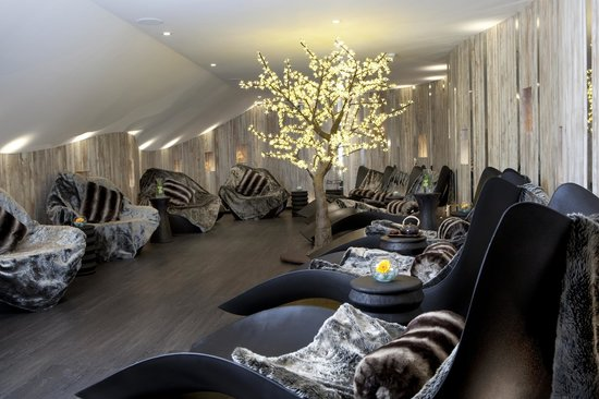 The Headland Spa: The Relaxation Lounge