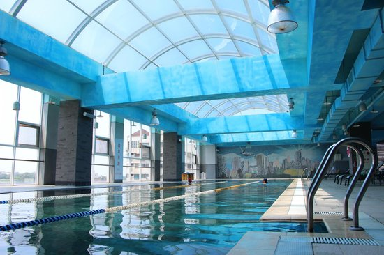 Hotel Orchard Park : Swimming Pool