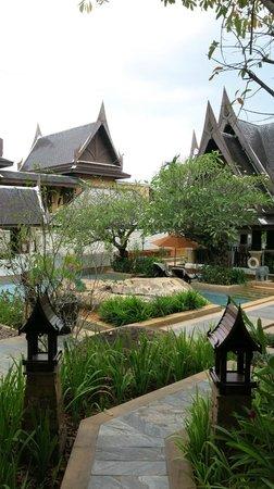 Amari Vogue Krabi: Hotelanlage