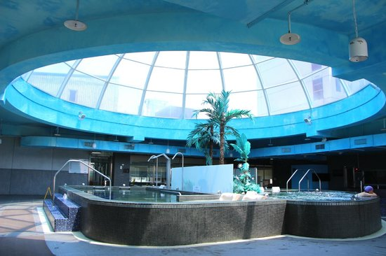 Hotel Orchard Park: SPA