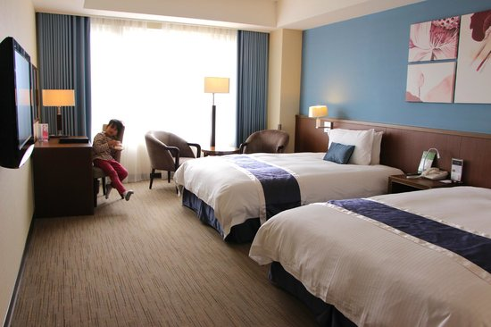 Hotel Orchard Park: Room
