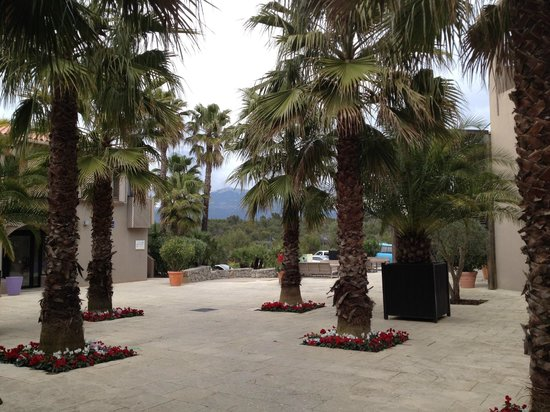 Club Med Opio Provence : Entrée