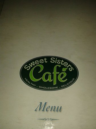 Sweet Sisters Cafe: Logo