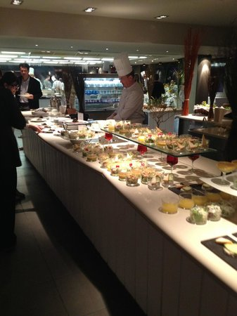 Club Med Opio Provence : Buffet