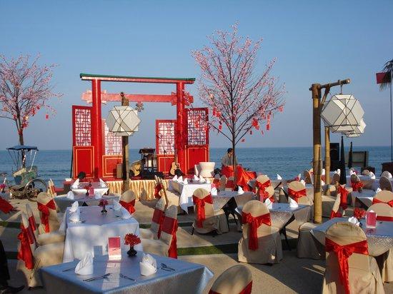 Wora Bura Resort & Spa : Preparing for New Year