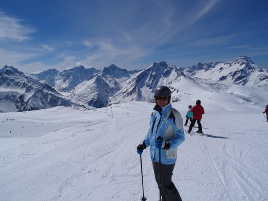 "Club Med Les-Deux Alpes: Mijn ""Rosie"""
