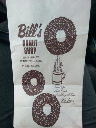 Bill's Donut Shop: Great find