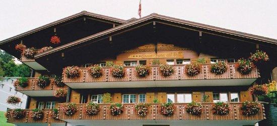 Hotel Alte Post: シャレースタイル