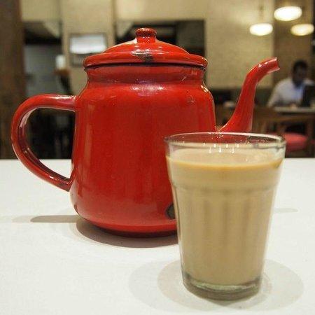 Abode Bombay : Masala chai
