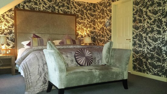 Customs House Country Inn: our perfect room