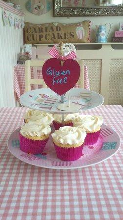 Cariad Cupcakes: Gluten free cupcakes