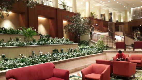 Crowne Plaza Hotel Jakarta: Entry Hall