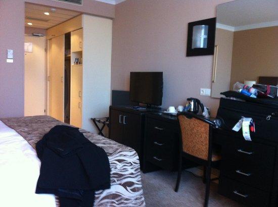 The Aquincum Hotel Budapest: équipement de la chambre excellente