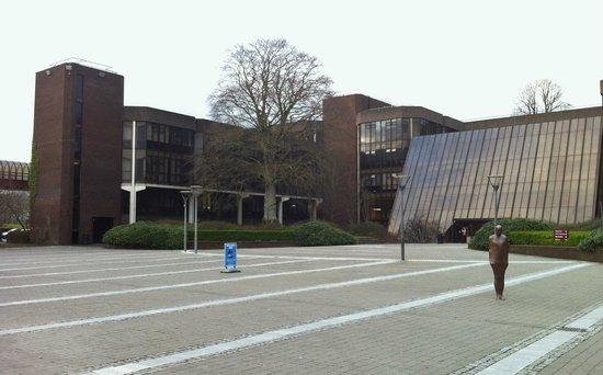 University of Limerick: One of the main buildings