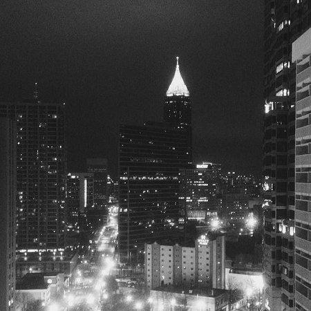 Hyatt Regency Atlanta: View from 22nd floor