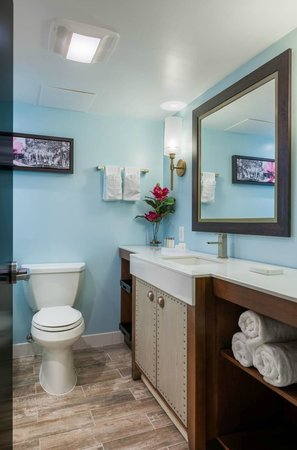 The Kenilworth Hotel: New Bathroom