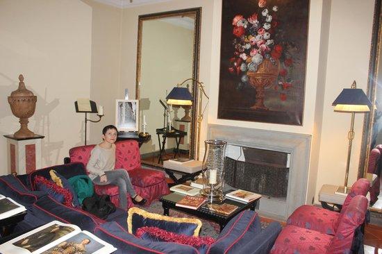 Hotel Cellai: énième salon