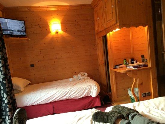 Au Coq de Bruyere Hotel: Room 52