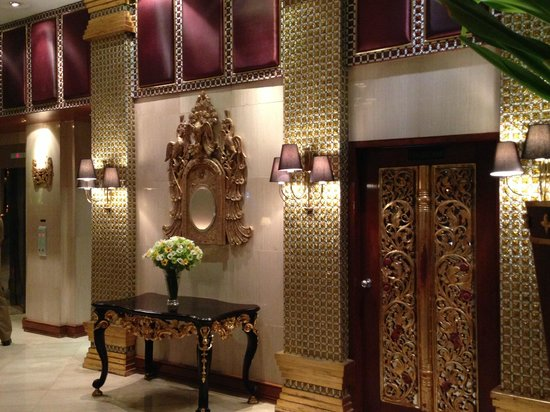 Mandalay Hill Resort: Hall