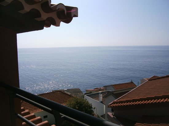 Hotel Jardim do Mar : Traumhafter Blick vom Balkon