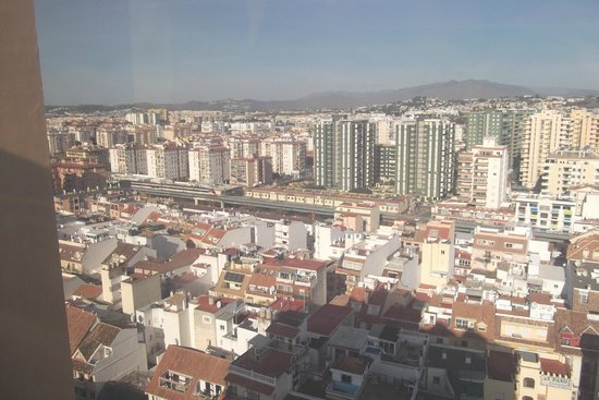 Yaramar Hotel: Town from 15th Floor Viewing Gallery [2]