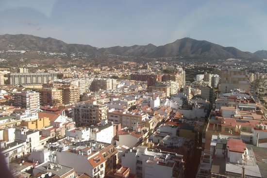 Yaramar Hotel : Town from 15th Floor Viewing Gallery [1]