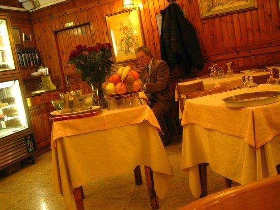 Ristorante Da Giovanni: early diner
