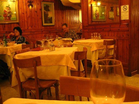 Ristorante Da Giovanni: early diners