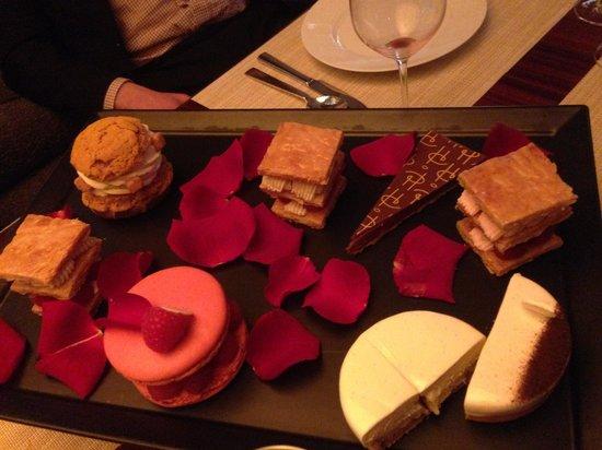Le Royal Monceau-Raffles Paris: Desserts