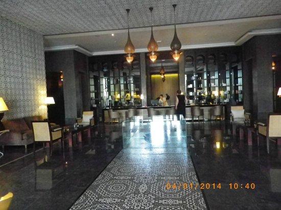 Hotel Riu Palace Tikida Agadir : le spa