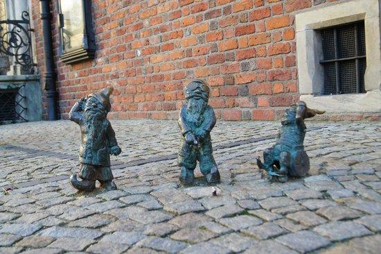 Old Town- Historic Center: Little Inhabitants