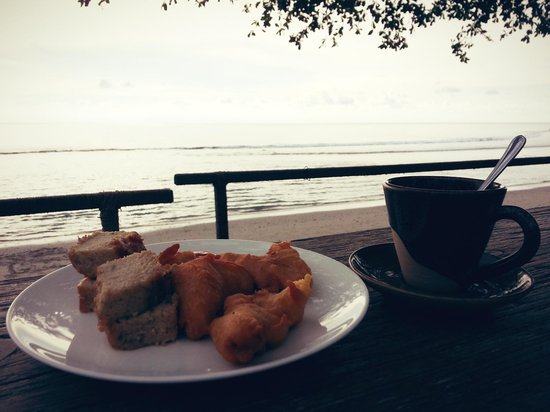 Jeeva Klui Resort: Afternoon tea