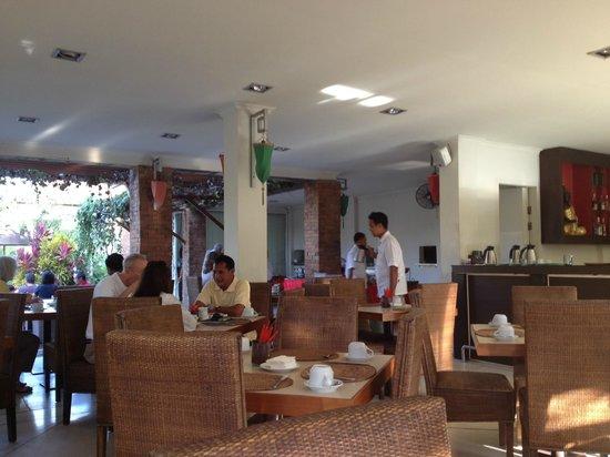 Pertiwi Resort & Spa: Tasty Breakfast