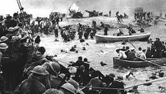 Silver Queen River Cruises: Dunkirk 1940 where Silver Queen helped to rescue hundreds of allied soldiers