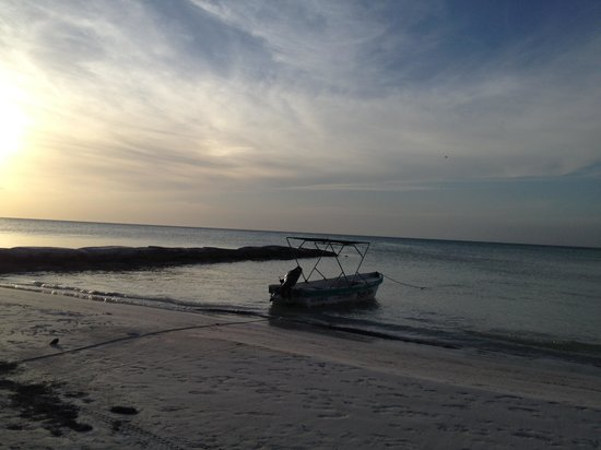 Holbox Dream Hotel by Xperience Hotels: Otro atardecer
